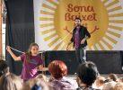 GANDIA (VALENCIA), 01/04/2017.- Festival Sona baixet. FOTO: NATXO FRANCÉS