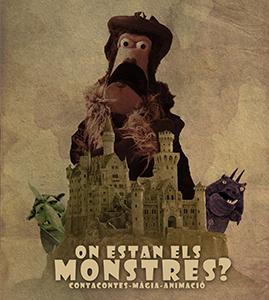 On estan els monstres?